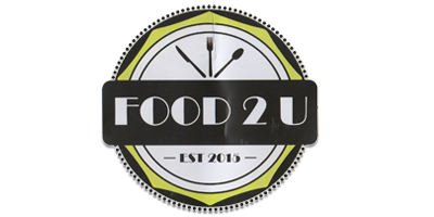 Food 2 U Logo