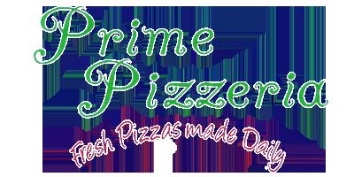 Prime Pizzeria Logo