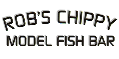 Model Fish Bar Logo