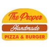 The Proper handmade Pizza & Burger logo