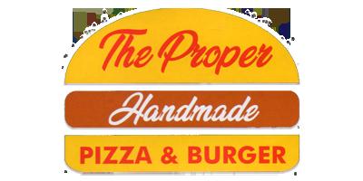 The Proper Handmade Pizza & Burger